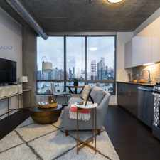 Rental info for Z Chicago in the Fulton River District area
