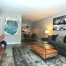 Rental info for The District at Vinings in the Atlanta area