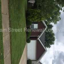 Rental info for 5205 Sand Lake Dr, Louisville, KY, 40272 in the Valley Station area