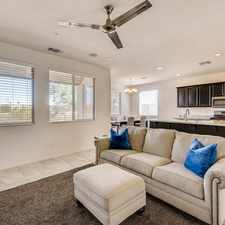 Rental info for 13161 North 91st Drive in the Sun City area