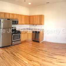 Rental info for RED FEE+RENOV KITCHEN+SS APPLIANCES+RENOV BATHS+CENTRAL A/C/HEAT+DOWNTOWN in the Hoboken area
