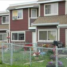 Rental info for : 9807-9915 108 Avenue, 3BR