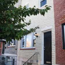 Rental info for 240 S. Highland Avenue in the Brewer's Hill area