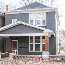 Rental info for 1117 West 41st Terrace - 1117 West 41st Terrace 1 North in the Volker area