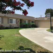 Rental info for 2835 Richland Ave. in the Willow Glen South-Lincoln Glen area