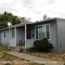 Rental info for 260 Donna Way in the San Luis Obispo area
