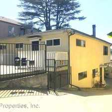 Rental info for 2317 Teviot Street - Garage in the Los Angeles area
