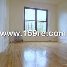 Rental info for 559 W 191st St in the Morris Heights area