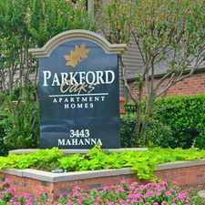 Rental info for Parkford Oaks