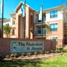 Rental info for The Fountains At Almeda