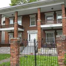 Rental info for 4620 Tracy in the Kansas City area