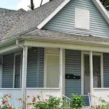 Rental info for 824 North Street in the Muncie area