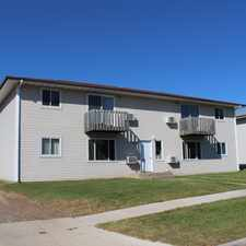 Rental info for 1818 6th St. SE in the Minot area