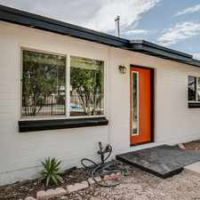 Rental info for 1409-1429 E Drachman St in the Tucson area