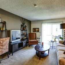 Rental info for The Falls Apartments
