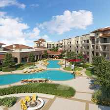 Rental info for Villas At The Rim in the San Antonio area