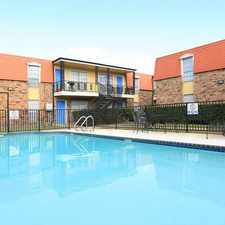 Rental info for Marina Club in the Baytown area