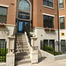 Rental info for Old Market Row Apartments