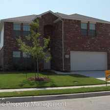 Rental info for 4416 Blooming Court