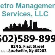 Rental info for 2508 W Madison in the Russell area