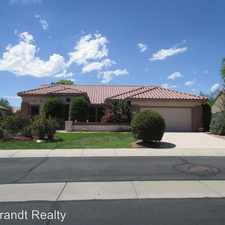 Rental info for 20156 N Windsong Drive in the Sun City West area