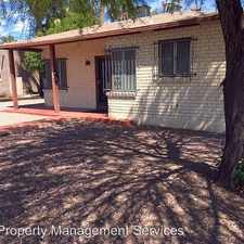 Rental info for 1000 N CAMPBELL/1905-1907 E 2ND in the Sam Hughes area