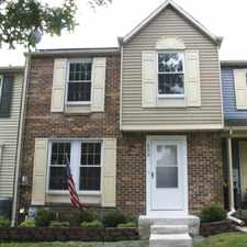 Rental info for ~235 Lodgecliff Ct~ (21009-Abingdon) Gorgeous 3Bd/2.5Ba Townhome w/FF Bsmt & Recent UPGRADES! $1,550.00/mo Rent-To-Own