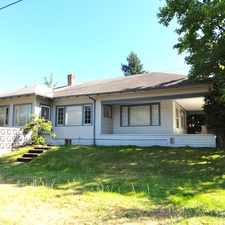 Rental info for 4036 NE 64th Ave. ** LOVELY BUNGALOW STYLE HOME ** in the Roseway area