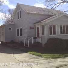 Rental info for 1204 W. Wood St.