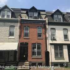 Rental info for 828 North 11th Street - Unit 1