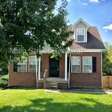 Rental info for 6719 Currington Circle, Louisville, Ky 40258 in the Valley Station area