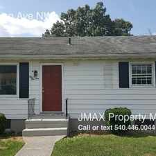 Rental info for 4134 Wyoming Ave NW