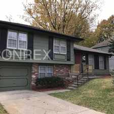 Rental info for MOVE IN SPECIAL! Beautiful 3BDR home in south KC! in the Kirkside area
