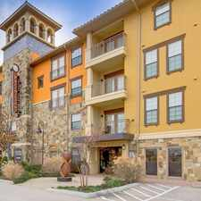 Rental info for Portofino at Las Colinas in the 75234 area