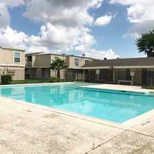 Rental info for Huntington Village/Cambridge Crossing in the Alief area