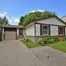 Rental info for 995 Jacarandah Drive in the Newmarket area