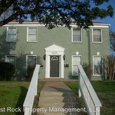 Rental info for 3259 University B in the Texas Christian University area