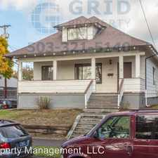 Rental info for 2507 SE Ivon St in the Hosford-Abernethy area
