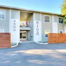 Rental info for SoCo Flats in the East Congress area