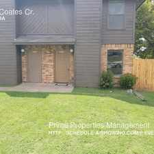 Rental info for 3816 Coates Cr. in the Fort Worth area