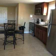 Rental info for Pine Ave