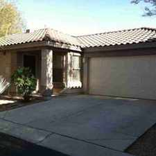 Rental info for 7500 E DEER VALLEY Road #68 Scottsdale, Single family home