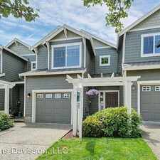 Rental info for 20264 Hoodview Ave. in the West Linn area