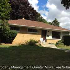 Rental info for 8920 W Rohr Avenue in the Valhalla area