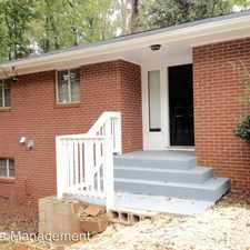 Rental info for 1698 Highland Place