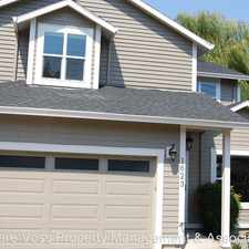 Rental info for 1623 SW Spring Garden Street in the South Burlingame area