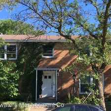 Rental info for 812 35th St W #4 in the CARAG area