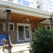 Rental info for 931 Granite St in the Frankford area