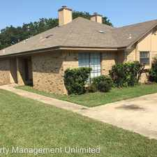 Rental info for 225 Shady Valley Dr in the Mansfield area