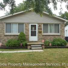Rental info for 19128 Maryland